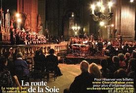 La Route de La Soie: La Musique Orchestrale Persane avec Arash Fouladvand, Soprano: Sara Hamidi