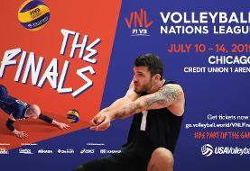 Watch IRAN and USA LIVE in FIVB Volleyball Nations League Finals