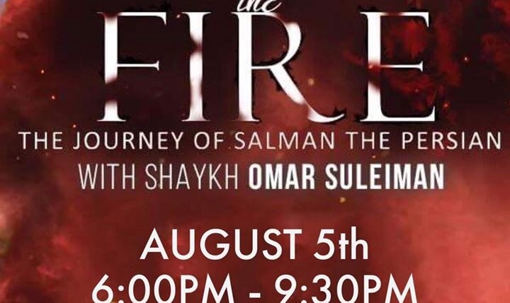 Through The Fire: The Journey Of Salman The Persian
