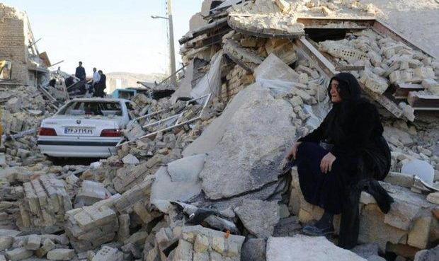زلزله در چند نقطه ایران