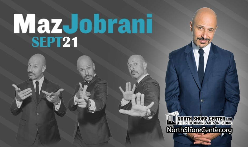 Maz Jobrani Live In Chicago, Special Promotion