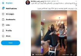 فیلم تمرین رضا پهلوی برای وزن کم کردن و عصبانیت اردشیر زاهدی: ته مانده آبروی پدرت را هم لجن مال کردی!