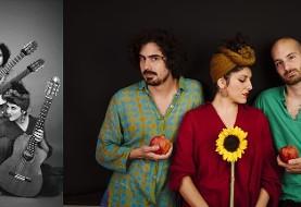 Golnar and Mahan Trio with Golnar Shahyar and Mahan Mirarab