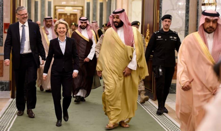 وزیر دفاع آلمان، در دیدار با مقامات سعودی در عربستان، حاضر نشد ...