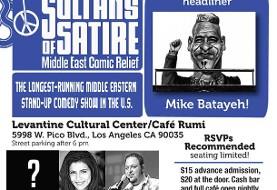 Sultans of Satire Comedy Show