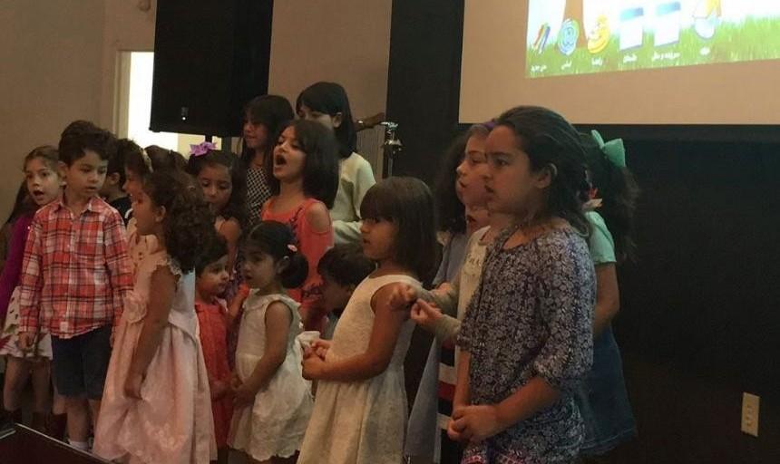 ثبت نام در مدرسه فارسی اتلانتا