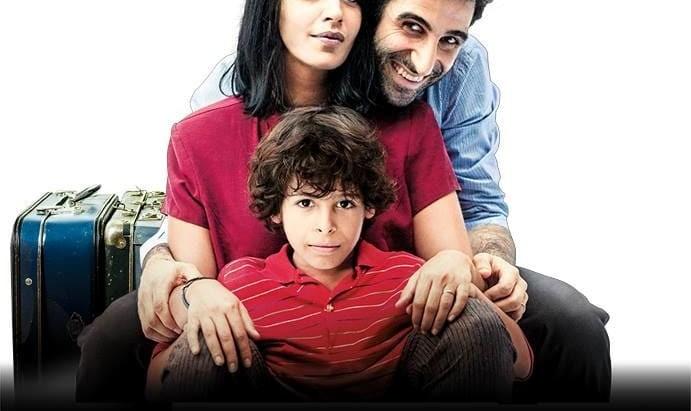 Nur wir drei gemeinsam - eine iranisch-französische Geschichte