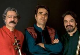 کنسرت اساتید موسیقی ایرانی: حسین علیزاده، کیهان کلهر و حمیدرضا نوربخش