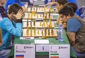 قهرمانی زودهنگام استاد بزرگ پرهام مقصودلو در رقابتهای شطرنج مسترز شارجه