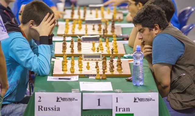 تاریخ سازی شطرنجباز جوان ایرانی: پرهام مقصودلو قهرمان شطرنج جوانان جهان شد