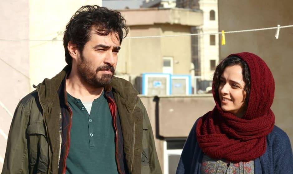 نمایش فیلم فروشنده اصغر فرهادی در انستیتو فیلم آمریکا