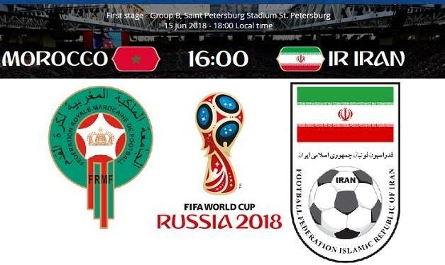 Join us to Watch Iran in World Cup: Morocco vs Iran