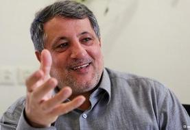 محسن هاشمی قرنطینه است
