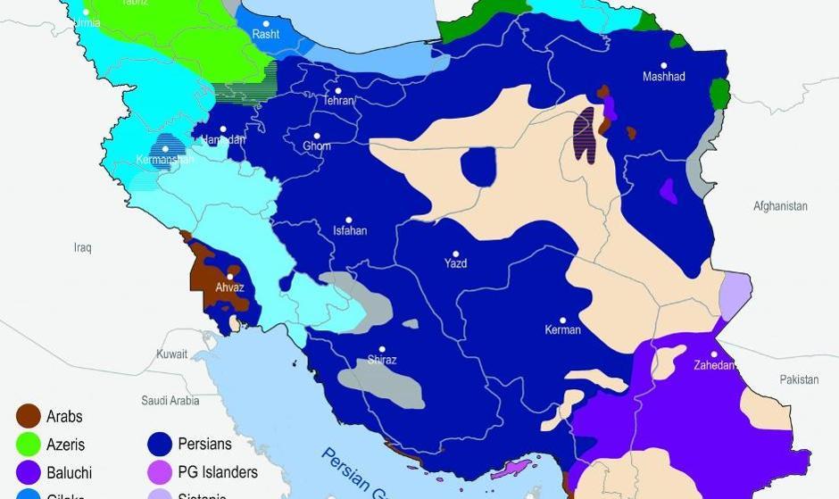 Iran, The Land of Diversity: New Genome Study Shows Iran's ...