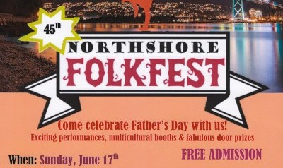 Festival of Multiculturalism on the North Shore: FREE Admission