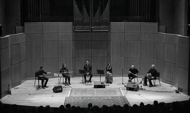 World Beat: Persian Music - DIBA Ensemble