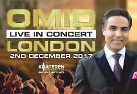 کنسرت بزرگ و شاد امید در لندن