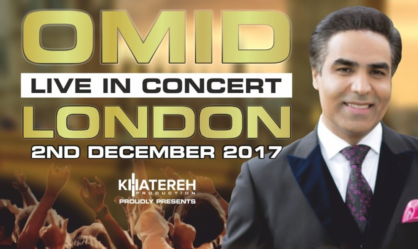 Omid Live in Concert in London