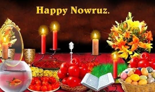 Norooz 2017 Literary Celebration