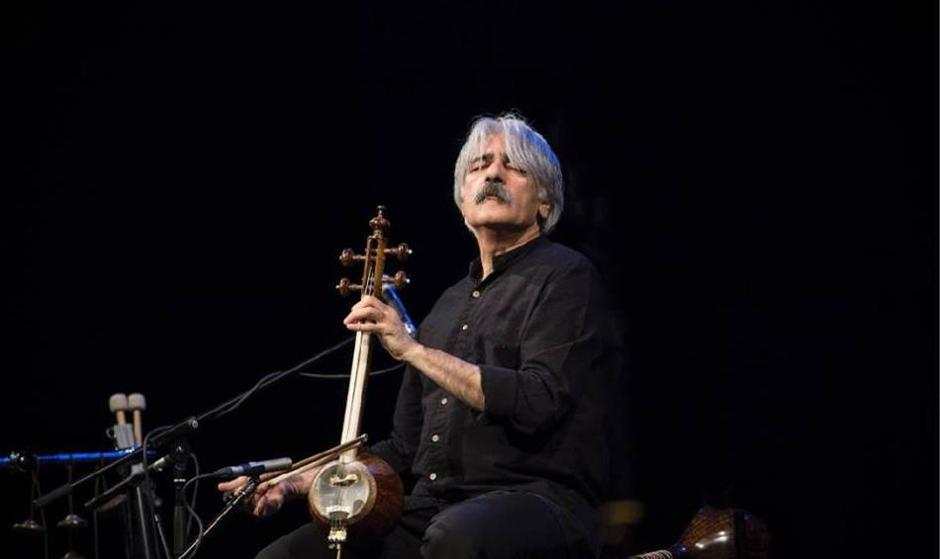 12th Bita Prize for Persian Arts: Kayhan Kalhor