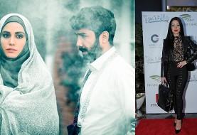هنرپیشه شهوت انگیز لبنان برای سریال ایرانی فارسی یاد گرفت و حجاب سر کرد، اما از تعصب مذهبی هم انتقاد کرد (عکس)