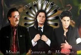 Moein, Kamran & Hooman Live in Concert