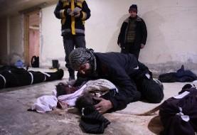 دولت سوریه برای خود و ایران هزاران دشمن دیگر آفرید: صدها کشته و زخمی در حملات ارتش سوریه به غوطه شرقی
