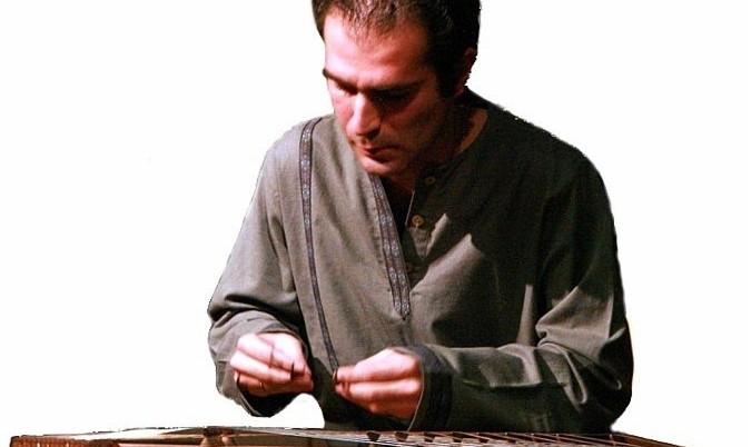 Arash Mohafez: Récital de Santour