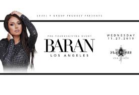 Postponed: Persian Pre-Thanksgiving Party with Baran