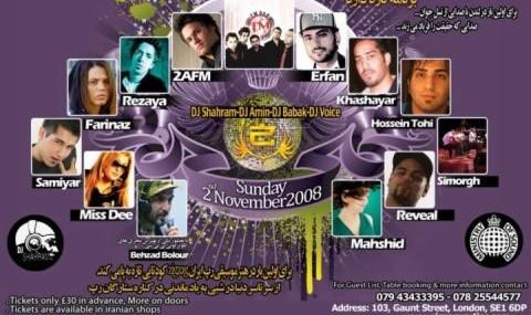 ZigZag in Concert: Iranin Rap