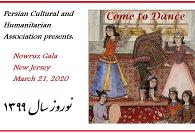 Nowruz 2020 Celebration, Dinner, Open Bar and Live Music by Farzy Loko