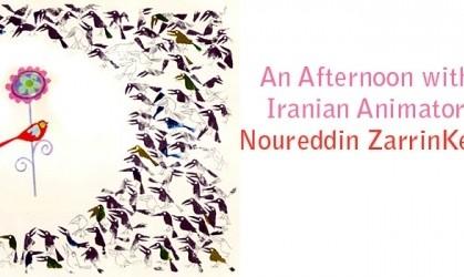 نشستی با نورالدین زرین کلک (سازنده انیمیشن ایرانی)