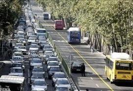 خبر خوش پلیس راهور برای تهرانیها