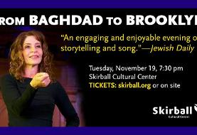 From Baghdad to Brooklyn with Michelle Azar