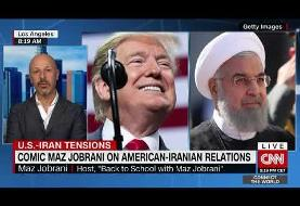 Maz, US Special Ops Chief and Congressman Share Same Opinion About Trump's Drumbeat of War Against Iran