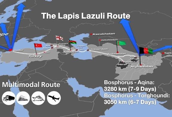 چرا قطر و افغانستان در مسیر تجارت با ترکیه ایران را دور میزنند؟