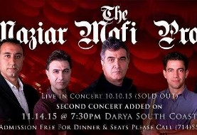 The Maziar Mafi Project
