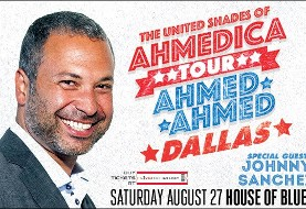 Ahmed Ahmed Stand Up Comedy hosted by K-VON