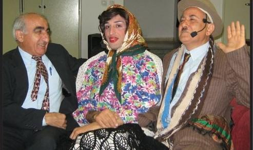 The 3 Esfehanis in Los Angeles