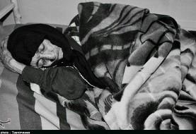 گلی پاپی پیرترین زن ایران در استان لرستان درگذشت: چند ساله بود؟
