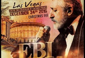 Ebi Concert Christmas ۲۰۱۶ in Las Vegas: Final Performance of the World Tour