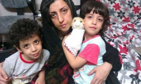 Narges Mohammadi From Prison Reports Torture of Young Rioters from ...