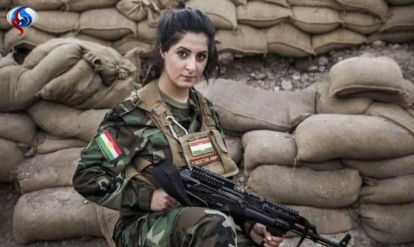 ISIL's $1 Million Bounty for Kuridsh-Iranian-Danish woman, 22, ...