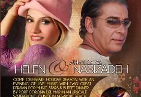 Helen Concert with Ahmadreza Nabizadeh