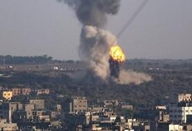 باز هم موشکهای اسرائیل به راحتی مواضع نظامی سوریه را مورد حمله قرار دادند