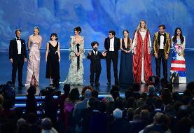 آلبوم عکس: برندگان جایزه امی ۲۰۱۹ چه کسانی بودند؟ اچبیاُ از رقیبان پیشی گرفت