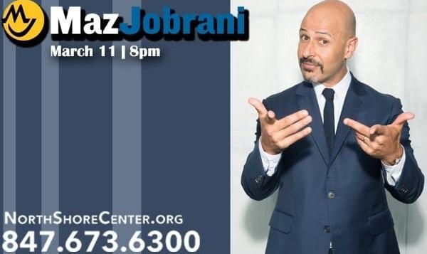 Maz Jobrani Live in Chicago