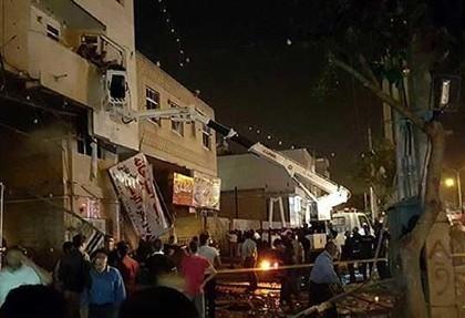آخرین جزئیات پرونده انفجار هایپرمارکت شیراز با ۱۶ نفر مصدوم