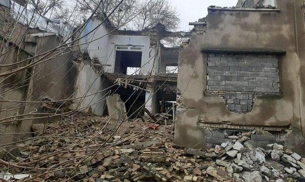 انفجار مهیب گاز در پاکدشت/ دو ساختمان تخریب شدند