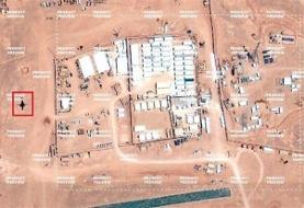 مقام آمریکایی: ایران  مشوق حمله به پایگاه آمریکایی در جنوب سوریه است